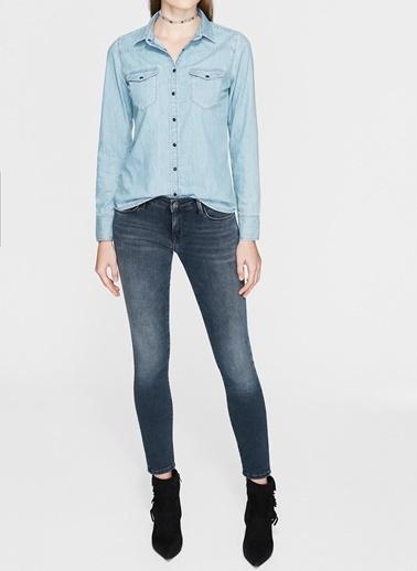 Mavi Jean Pantolon | Serena - Super Skinny Renksiz